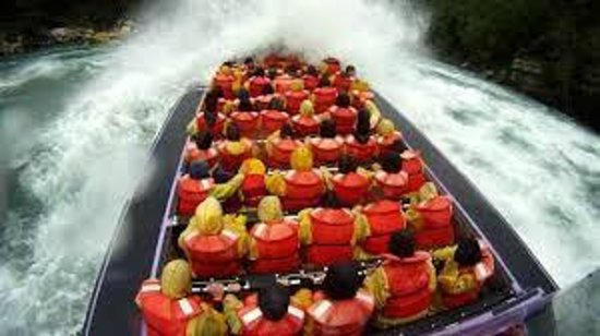 Whirlpool Jet Boat Tours : Get ready to be baptized ! Amazing ride. Just do it , you can go re wash your hair later on. !