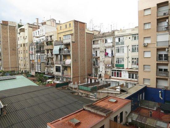 Hotel Vueling BCN by Hc : Виз из номера