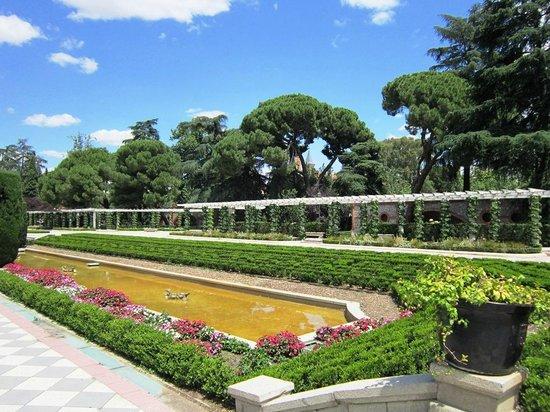 Parque del Retiro: Garden 2