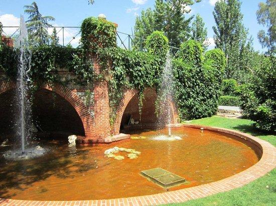 Parque del Retiro: Fuente