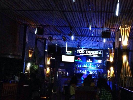 Belum Rainforest Resort : Bar.