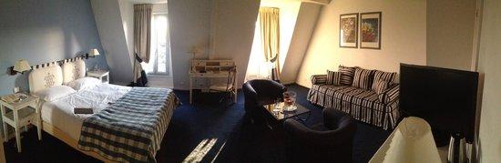 Hotel Le Grimaldi by HappyCulture : Junior Suite no63