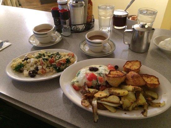 Penny Cluse Cafe: Yummy breakfast