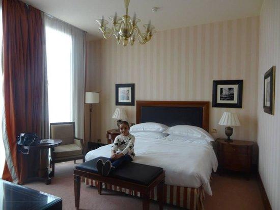 Hilton Molino Stucky Venice Hotel: Habitación