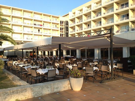 Grupotel Gran Vista & Spa: hotel dining area