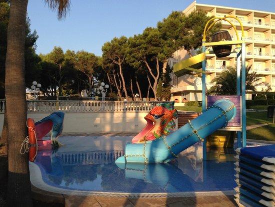 Grupotel Gran Vista & Spa: kids splash pool