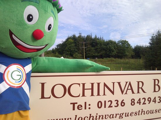 Lochinvar Guest House: Commonwealth Games Visitor