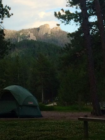 Rafter J Bar Ranch Campground: Spectacular!