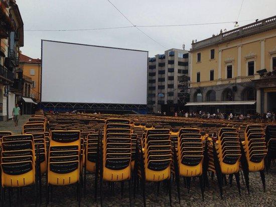 Piazza Grande: Festival du film de Locarno 2014