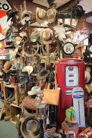 Tucumcari Trading Post: Western treasures