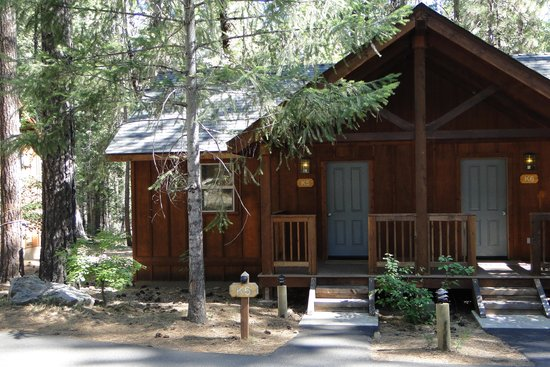 Evergreen Lodge at Yosemite: Cabin at Evergreen Lodge