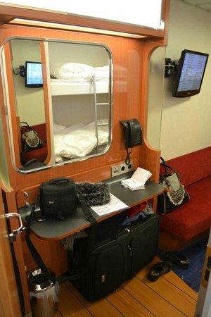 Stena Line Limited - Day Trips: La habitación del Stena Line
