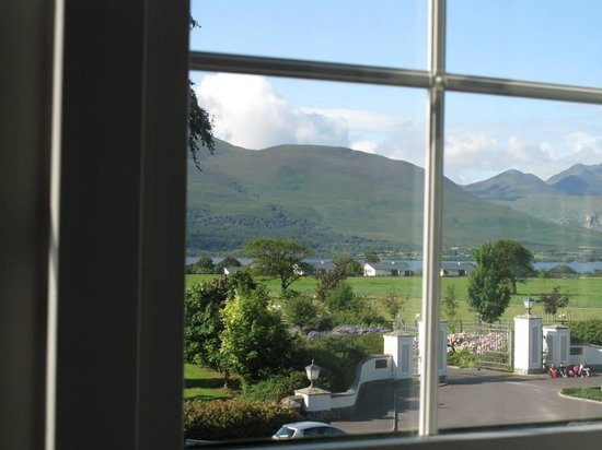 Travel Inn Killarney: Room with a view!