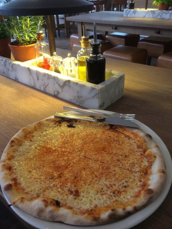 Vapiano: Order with table
