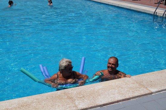 Servigroup Nereo: pool deep end