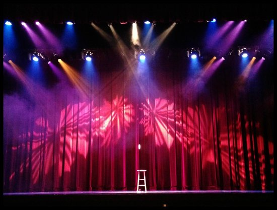 Stage Lighting For A Comedy Show Picture Of Oxnard