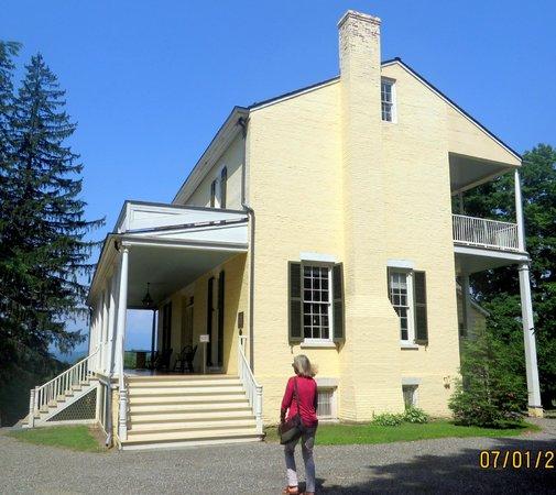 Thomas Cole National Historic Site: Thomas Cole House