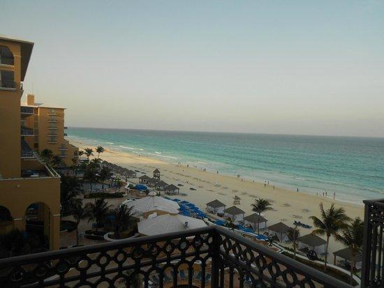 Ritz-Carlton Cancun: vistas
