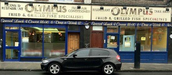 The 10 best restaurants near ramada london finchley for Divan finchley
