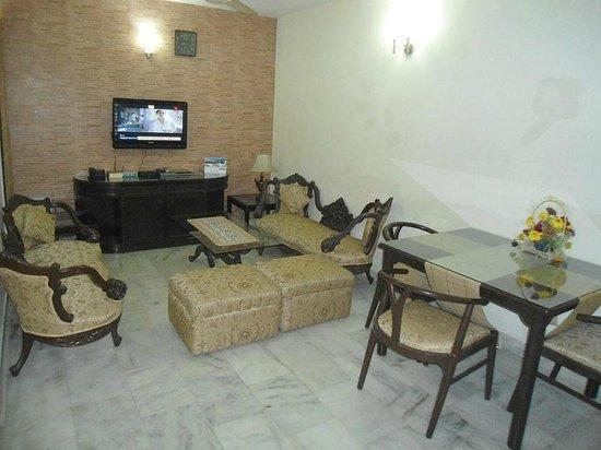 Harmony Suites: Sitting Area - Lounge