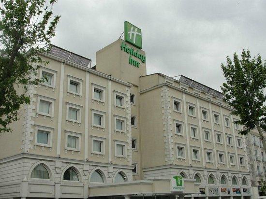 Holiday Inn Istanbul City : Отель