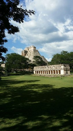 The Lodge at Uxmal: Uxmal