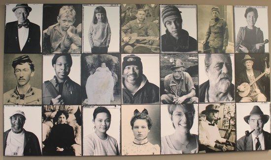 O. Winston Link Museum: Faces of Western Virginia
