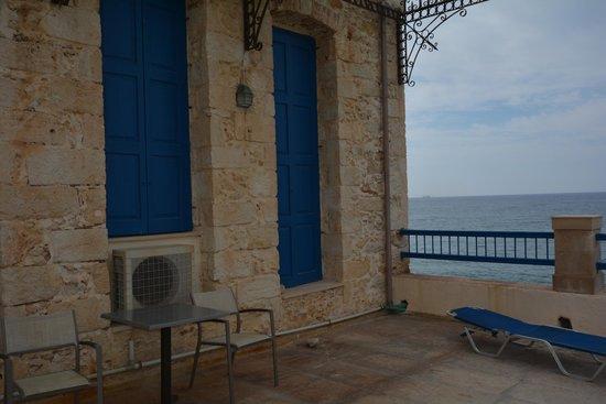 Delfini Hotel : Tout le charme des vieilles pierres