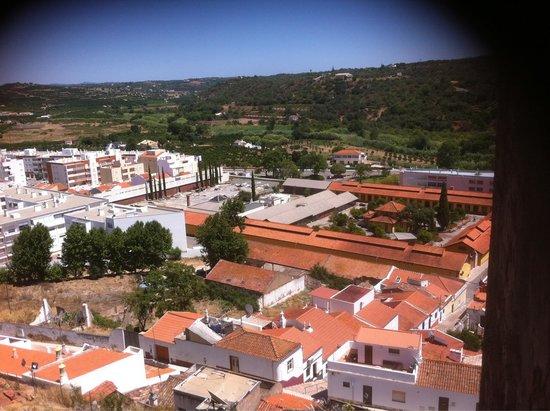 Castelo de Silves : The view