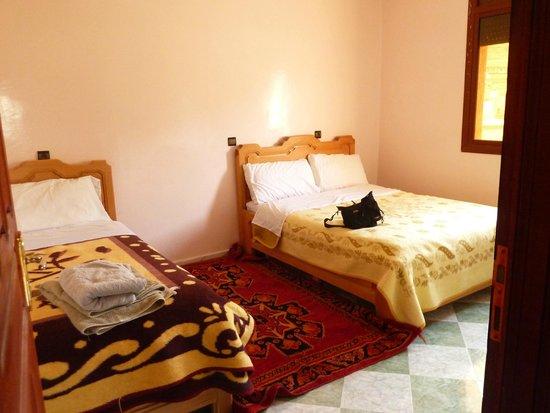Chez Bassou : Une chambre