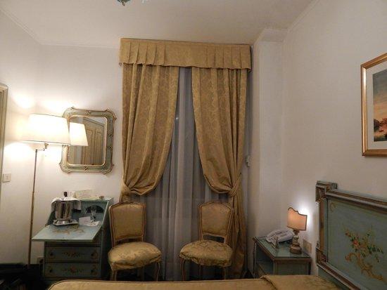 Giorgione Hotel: querto