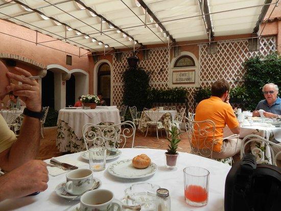 Giorgione Hotel: café da manhã
