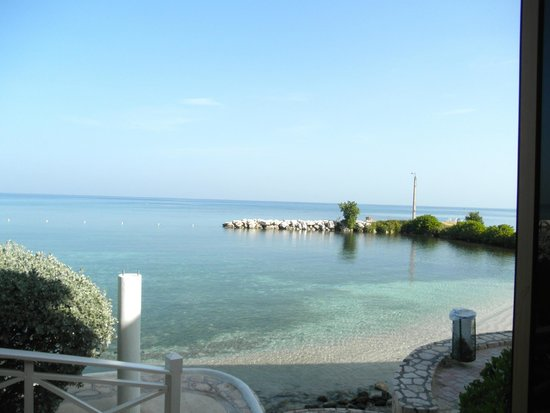 Sunset Beach Resort, Spa & Water Park: View from the Buffet table