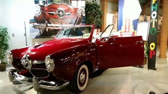 Studebaker National Museum: picture perfect