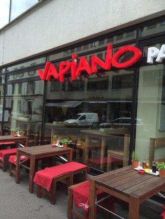 Vapiano: Great swiss