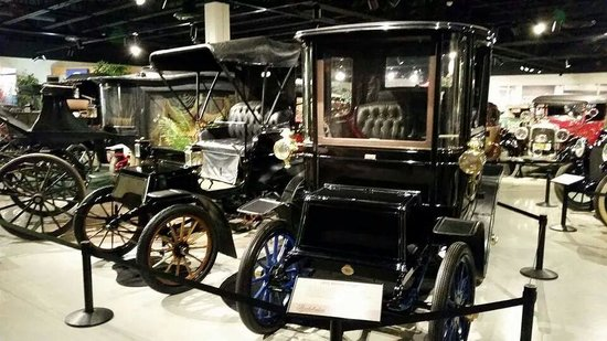 Studebaker National Museum: carriages I mentioned