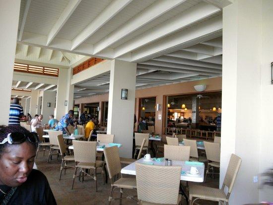 Sunscape Splash Montego Bay: Banana Walk Buffet