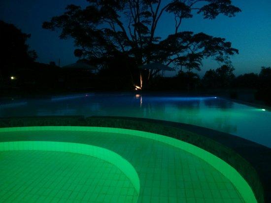Kilima Kiu Manor: Swimming pool
