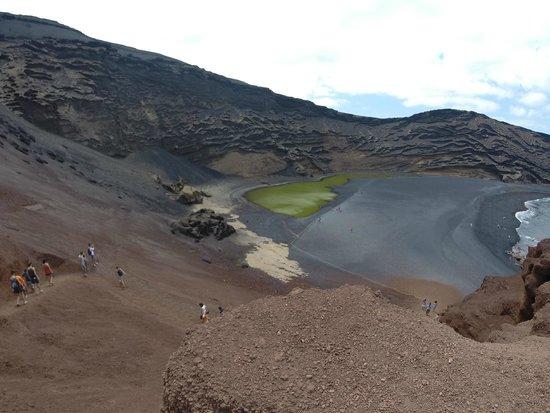 Barcelo Fuerteventura Thalasso Spa : Excursion à Lanzarote El Golfo
