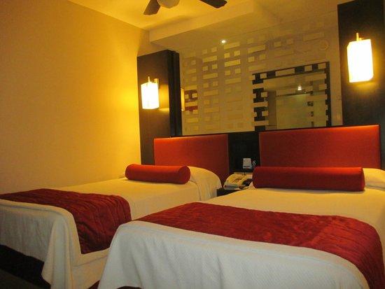 Punta Cana Princess All Suites Resort & Spa : vue de la chambre
