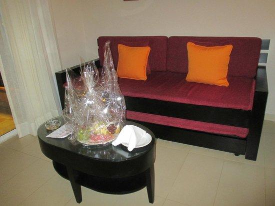 Punta Cana Princess All Suites Resort & Spa : gentille attention à l'arrivée..