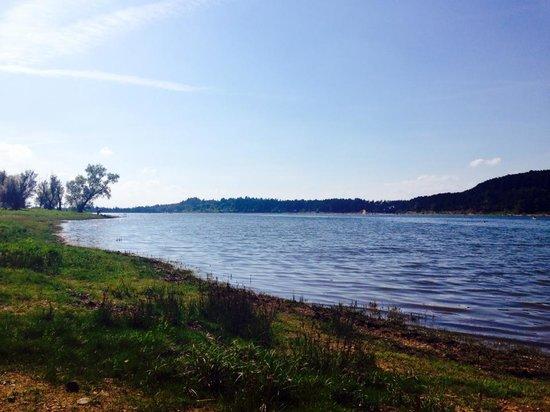 Le Moulin Pastelier : Lac St Ferreol
