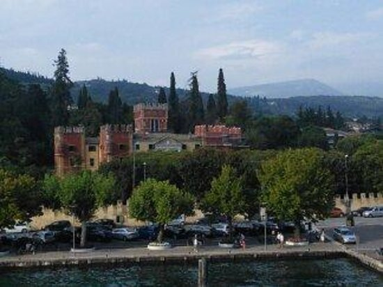 Residence Il Sogno : One of the many beautiful views from the lake