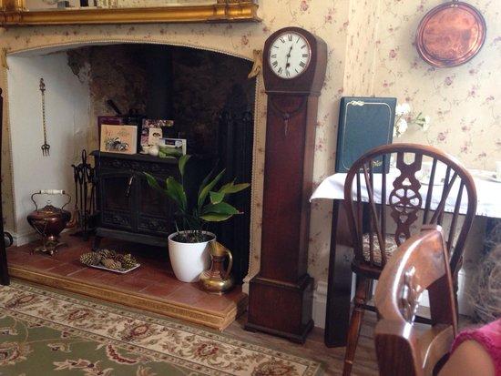 Mrs Jackson's Victorian Tea Rooms : The tea rooms