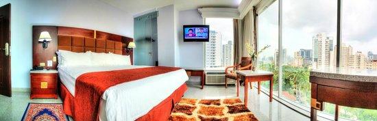 Grand International Hotel: DOUBLE ROOM