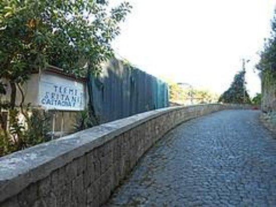 Hotel Villa Janto: le vicine, vetuste ma efficaci terme di Santa Rita