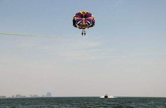 FlyOCNJ Parasail: Top Gun parasail