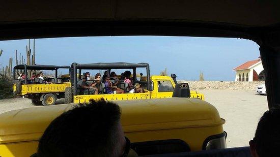 De Palm Tours: Our Jeeps!!