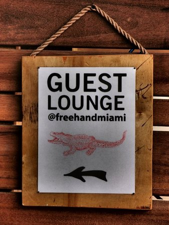 Freehand Miami: relax