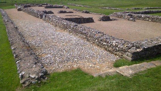 Gariannonum Roman Fort
